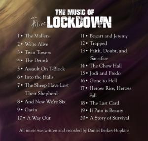 We're Alive: Lockdown Soundtrack