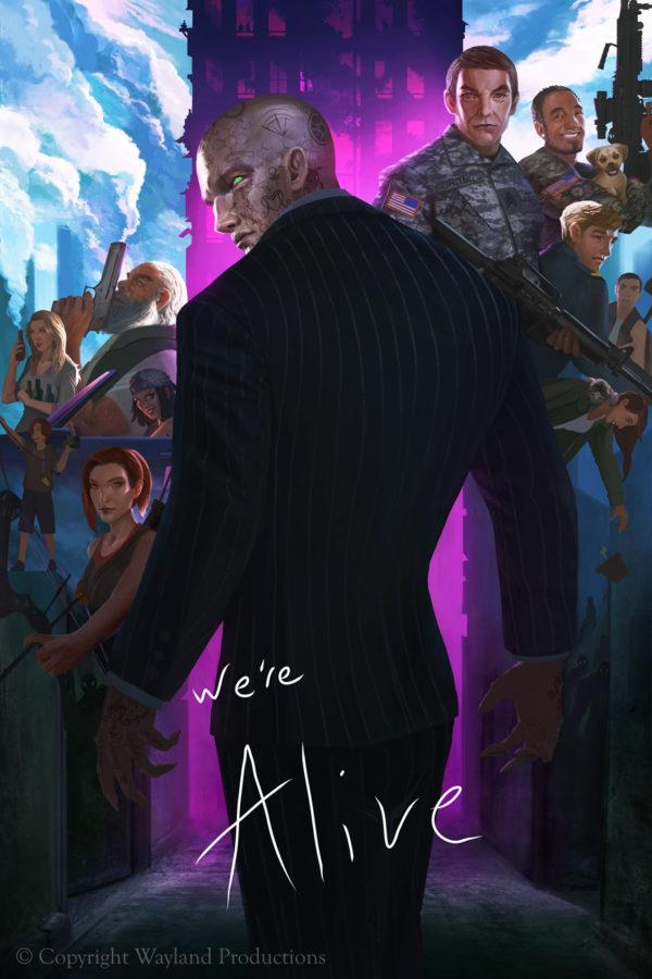 We're Alive Season 1 Poster